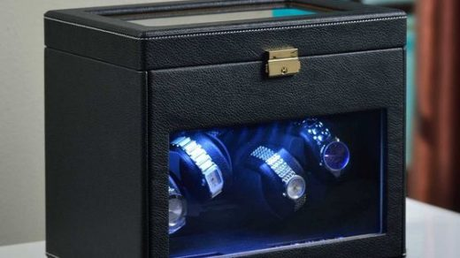 2 (double) watch winder